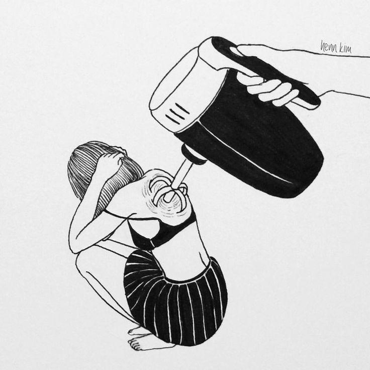 Henn Kim — ㅣDon't mix me upㅣby Henn Kim