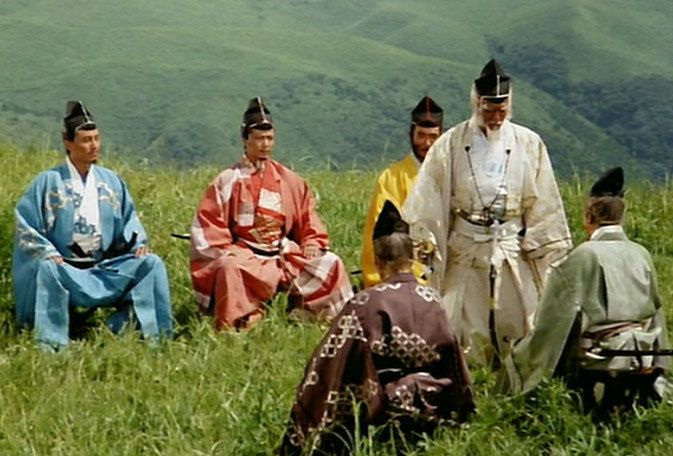 Already saw this in 1080p and it was breathtaking Watch: Akira Kurosawa's Masterpiece 'Ran' is More Stunning Than Ever in Restoration Trailer