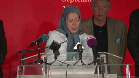 """The People's Mojahedin of Iran (PMOI) , the Iranian opposition movement in exile, denounced on Wednesday a """" manipulation """" of the French anti-terrorism in the survey that has covered for 11 years before they receive a dismissal . Duration: 00: 57"""