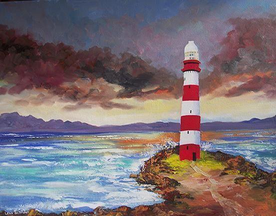 Lighthouse on the rocks | Melkbosstrand | Gumtree South Africa