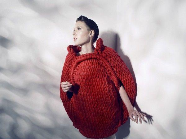 Phuong Thuy Nguyen: Knitwear, Knit Crochet, Fashion, Phuong Thuy, Knitting, Unconventional Body, Bodyobjects