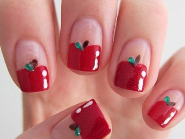 Para inspirar: unhas decoradas em tons de vermelho - Dicas - Beleza GNT
