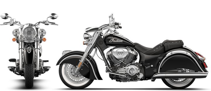 2015 Indian® Chief® Classic $18,999 http://indianmotorcycle.com/en-us/chief-classic-thunder-black (2015 Indian® Chief® Classic £18,499 http://indianmotorcycle.co.uk/indian-chief-classic)