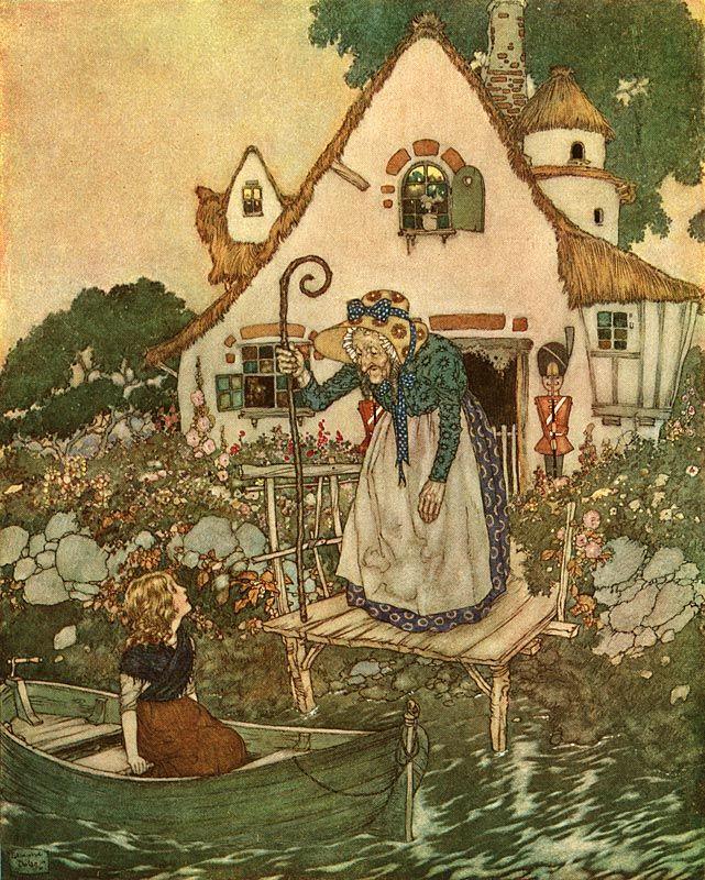 Эдмунд Дюлак (англ. Edmund Dulac; 22 октября 1882, Тулуза — 25 мая 1953, Лондон) — один из крупнейших французских и английских художников-иллюстраторов начала XX века,…