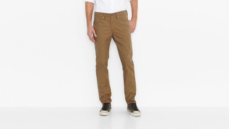 Levi's® Commuter™ 511™ Slim Fit 5–Pocket Pants | Cougar Canvas |Levi's® United States (US)
