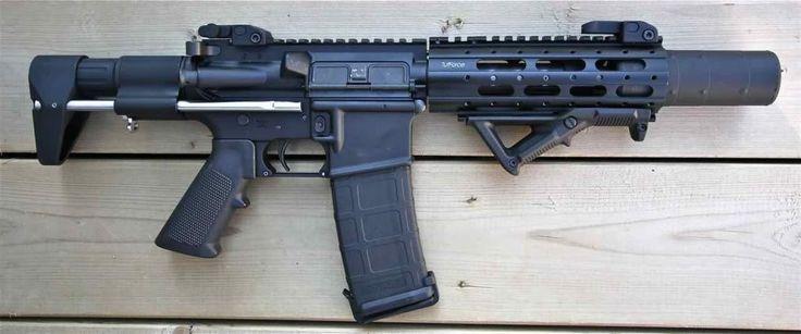 Northeastern Arms NEA-15 PDW Stock