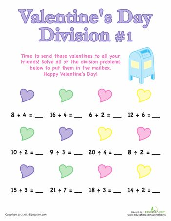 78+ images about Valentine's Day Worksheets on Pinterest | Family ...