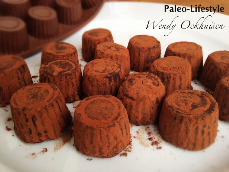 Paleo recept: Noten chocolade truffels