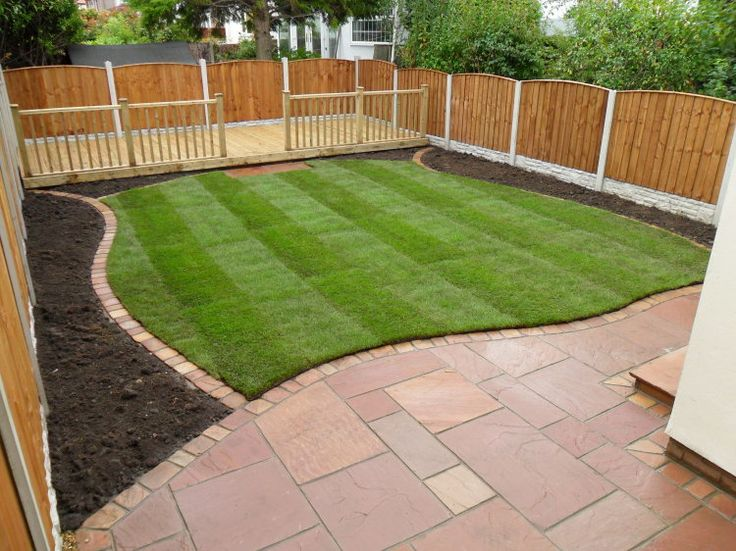 Best 25 Garden Decking Ideas On Pinterest