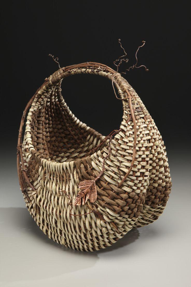 Skinny Hen Basket by Matt Tommey