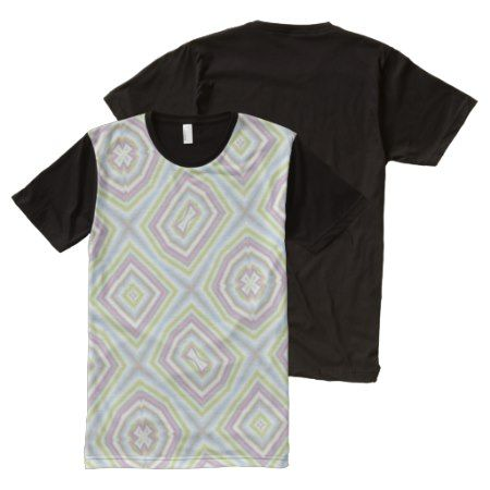 Cool trendy abstract pattern All-Over-Print shirt - tap, personalize, buy right now!