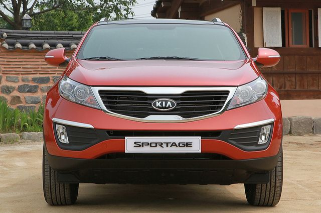 The new Kia sportage 2014 with more comfort!!