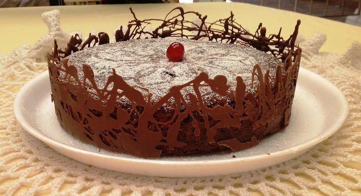 Serene - Gluten free chocolate cake