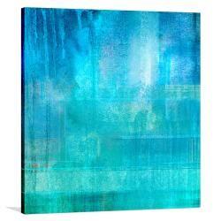 Stone Blue - 100cm W x 100cm H
