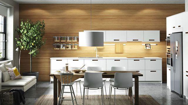 Idée relooking cuisine  Cuisine Ikea : modèles prix catalogue bonnes idées