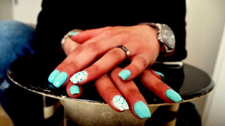 Unghie#lovecolors#love#nail#