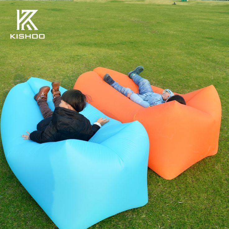 Sofa BedSleeper Sofa Wholesale camping for beach bed sleeping bags air bag lazy laybag inflatable air sofa bed air