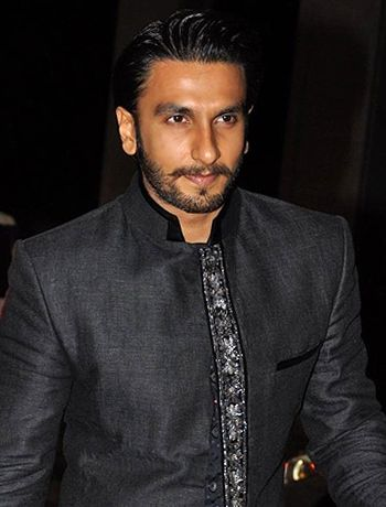 I want to be a part of significant cinema, says Ranveer Singh!
