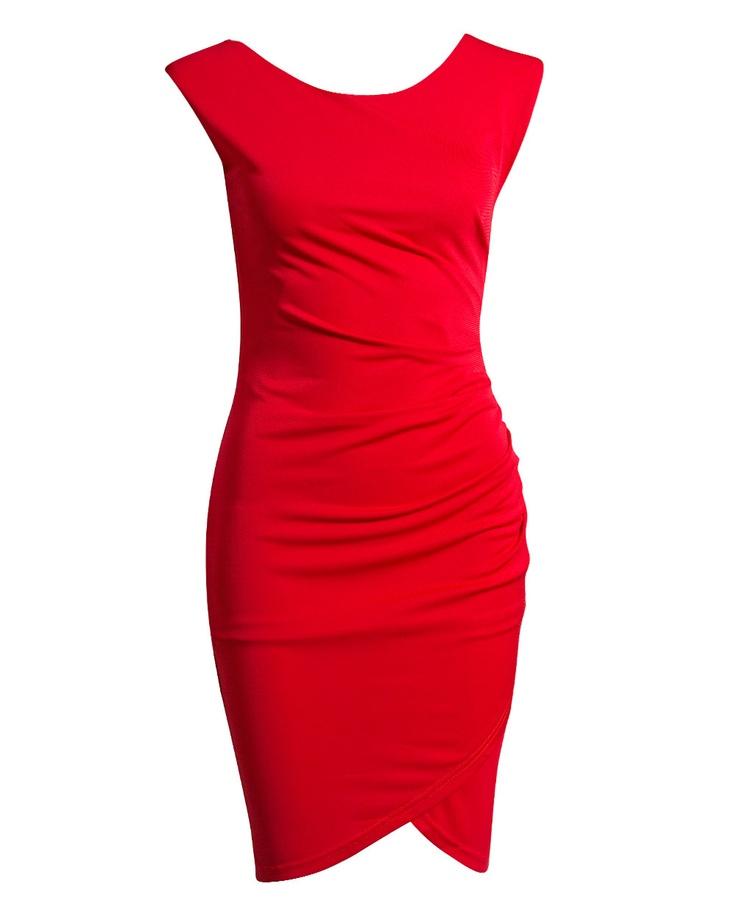 Gorgeous shape!   Trinity Knit Dress #PilgrimSpringRacingCarnival  #MichellesStyleFile