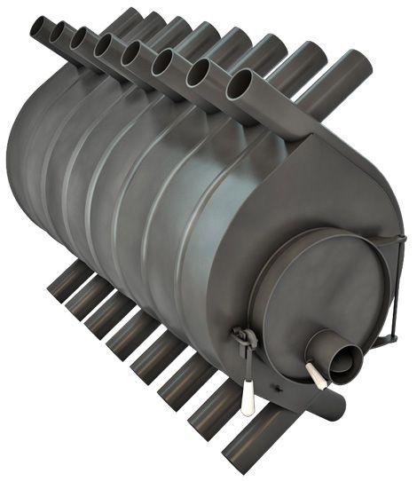 Печь отопительная Клондайк НВ-1000 Клондайк (Россия) на печном складе ФЛАММА  отдадим по цене 29370.00 RUB      Печь отопительная Клондайк НВ-1000   Технические характеристики:        Объем отапливаемого помещения, м куб. до 1000       Мощность, кВт: 34,7       Габариты, (ВхШхД) мм:950х676х1505       Масса печи, кг:235       Диаметр дымохода, мм:150          Для отапливания больших производственных цехов, гаражей - на рынке отопительных печей появилась печь Клондайк НВ — 1000. Печь…