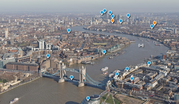 London 360º panorama with sound : The city's newest view from the top of The Shard a height of over 1,000ft http://gu.com/p/3d4q6