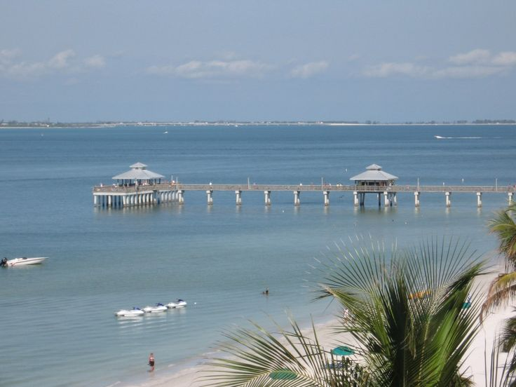 17 best images about florida fanatic on pinterest for Fort myers beach fishing pier
