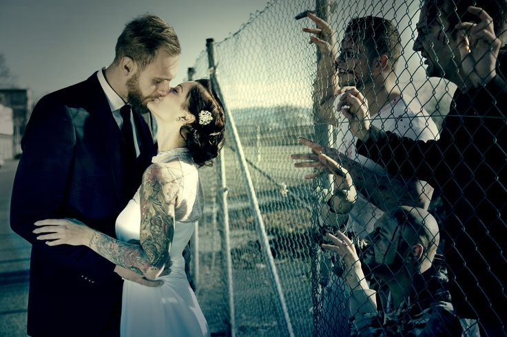 Zombie-Wedding by Rela-van-R on DeviantArt