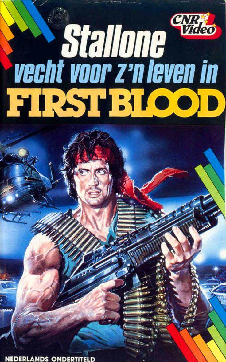 First Blood aka Rambo (1982) by Ted Kotcheff.