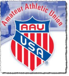 AAU Gymnastics is amateur gymnastics in the US. AAU stands for Amateur Athletic Union.  AAU Gymnastics is a separate gymnastics league than USA Gymnastics. Generally gymnasts only compete in one le…