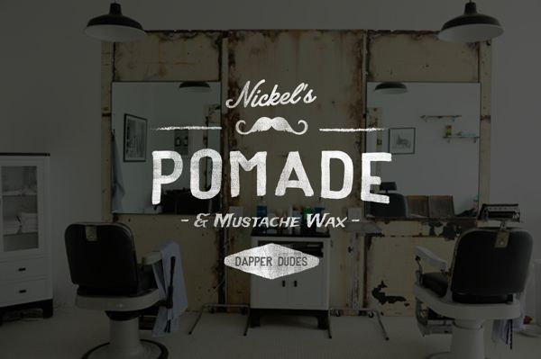 Hand Drawn Style Logos on Typography Served