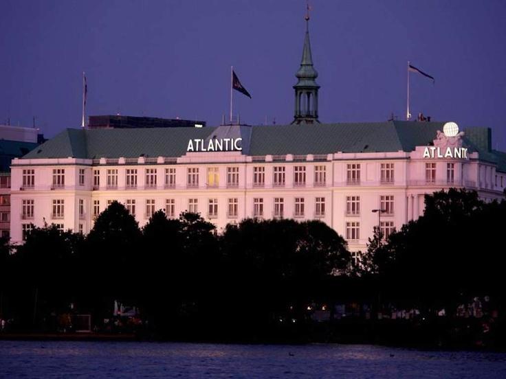Hotel Atlantic Kempinski Hamburg, amazing looking hotel in a very quirky city