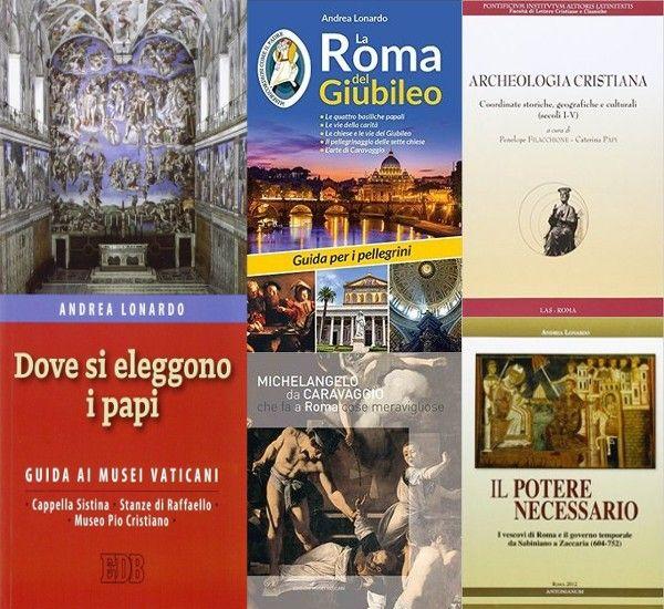 Libri riguardanti Roma e le sue Basiliche