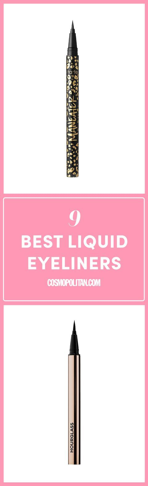 Your perfect winged eye is one liner away! | Eye Makeup