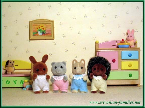 22 best calico critters images on pinterest