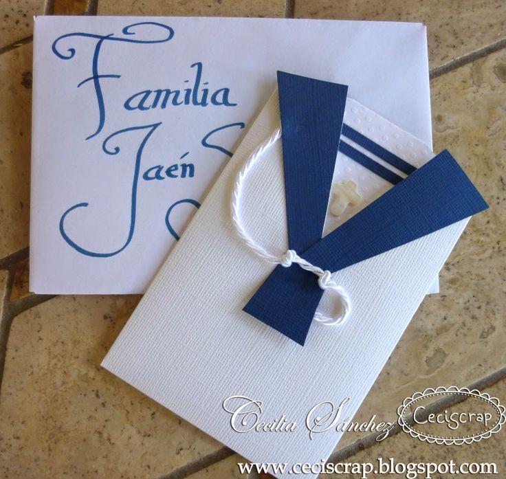 Ayer fue la comunión de mis gemelos, ¡¡cómo pasa el tiempo!! No se que va a pasar el día que se casen!!!  He estado muy liada con las invita...