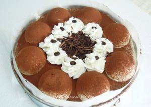 Semifreddo al caffè e cioccolato di Montersino - In Cucina Per Caso