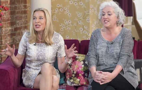 Katie Hopkins refuses to back down after class row with Holly Willoughby on This Morning - Yahoo! Lifestyle UK