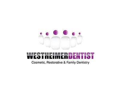 "Check out new work on my @Behance portfolio: ""Westheimer Dentist 