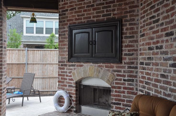 Outdoor TV Enclosure Plans | Outdoor TV - Outdoor TV in TX