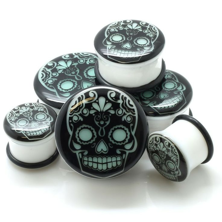 Glow in the dark plugs