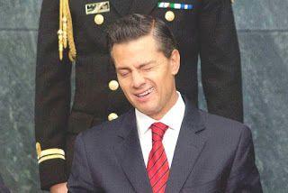comparen: Festejo de Enrique Peña Nieto por incremento al mí...