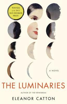 A murder mystery set in 19th-century New Zealand; winner of the 2013 Man Booker Prize.
