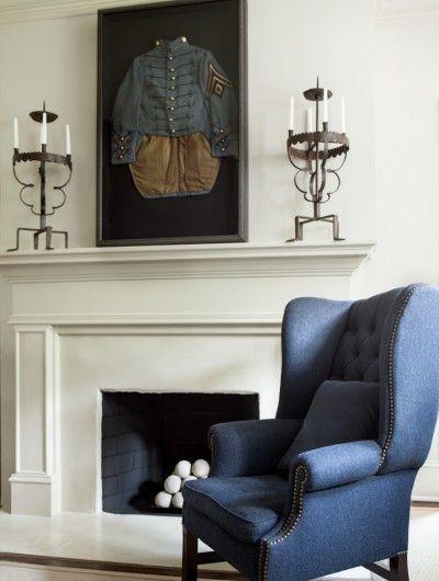 McAlpine Booth & Ferrier Interiors Mary Prillaman Holland » McAlpine Booth & Ferrier Interiors