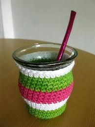 cubre mates tejidos al crochet - Buscar con Google