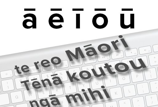 Tohutō (macrons) are the lines you see above vowels in te reo Māori. Macrons are important for the correct elongated pronunciation of the vowel and if they are not used correctly, or at all, may al…