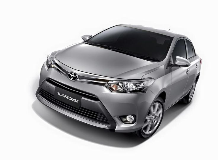 2016 #Toyota #Vios Launched With New Engine & Transmission
