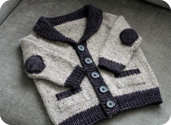 Never Not Knitting: Gramps