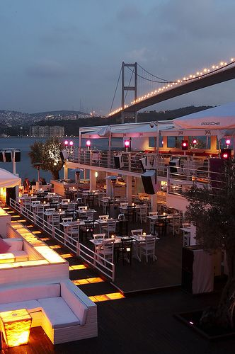 Reina Club in Istanbul -Double click on the photo to get a #travel guide to #Istanbul by http://www.guidora.com
