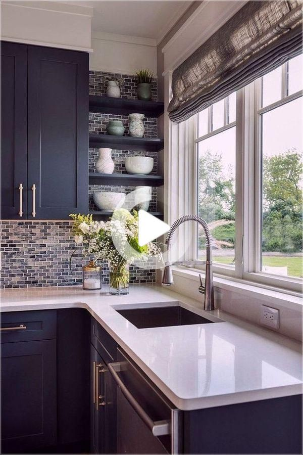 Small Kitchen Remodeling Ideas But Modern Living Can T Live Without Contrivances Such As The Coffee Brewer The In 2020 Keuken Idee Keuken Verbouwen Kleine Keuken