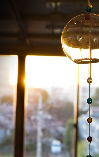【楽天市場】篠原風鈴本舗 江戸風鈴 (ガラス風鈴)サンキャッチャー:えどコレ(江戸川区名産品)